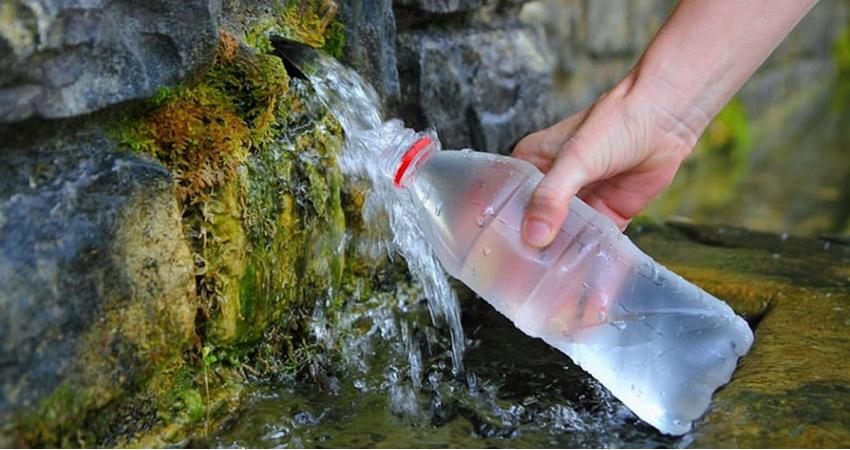 Чистая родниковая вода - чем она полезна?