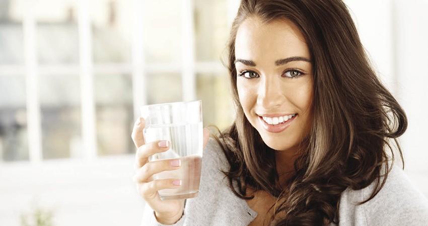 Здоровая улыбка и чистая вода: какая взаимосвязь?