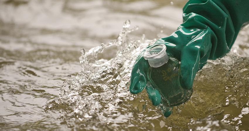 Качество воды в Киеве и Украине