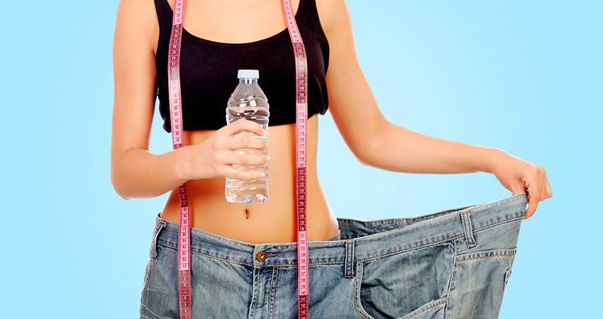 Какое влияние имеет вода во время похудения?