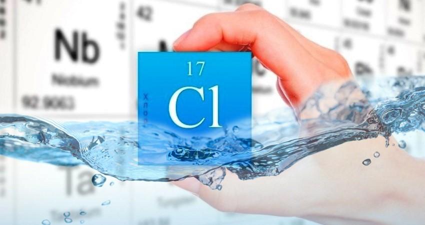 Хлор и его вред для организма человека