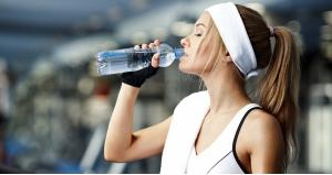 Норма потребления воды во время тренировки