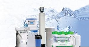 На какие типы и стадии можно разделить очистку воды