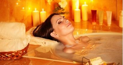 Водные процедуры для красоты и здоровья
