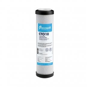 """Ecosoft 2,5""""х10"""" со спрессованным активированным углем CHVCB2510ECO"""