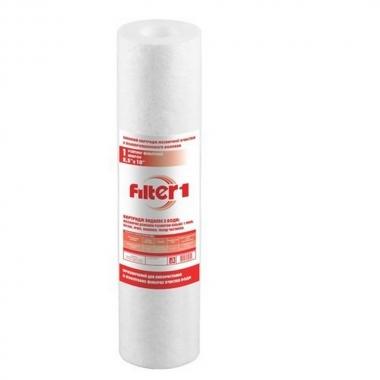 """Filter1 2,5""""х10"""" зі спіненого поліпропілену CPV25101F1"""