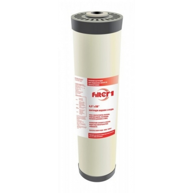 """Filter1 4,5""""x20"""" для удаления сероводорода CRVS4520F1"""