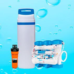 Монтаж систем водоочистки