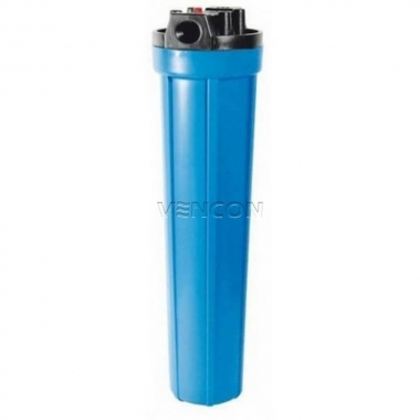 "Aquafilter 20"" Slim с умягчающим картриджем"