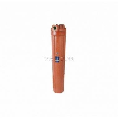 Aquafilter Big Blue 20 Slim для гор. воды с механическим картриджем
